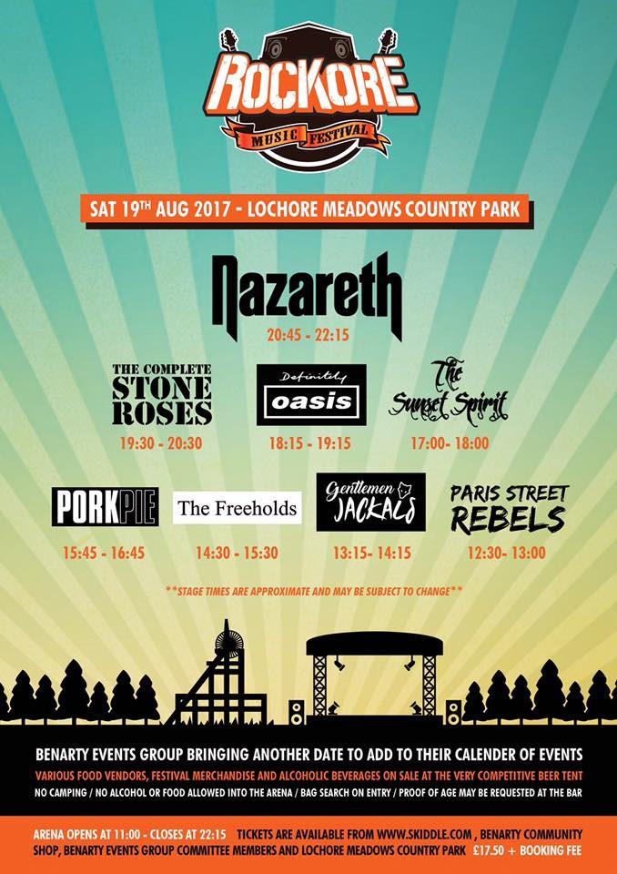 Rockore Festival